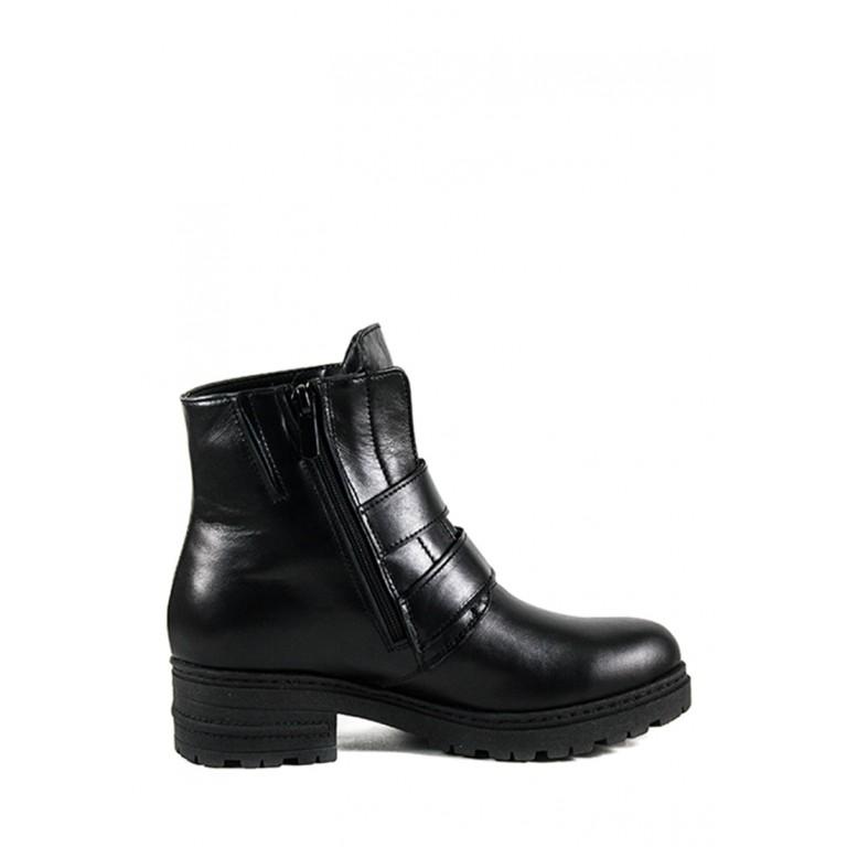 Ботинки зимние женские SND SDAZ J22 черные