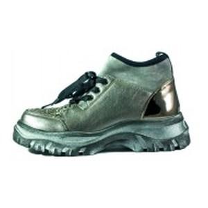 [:ru]Ботинки демисезон женские Allshoes СФ CHJ-K166-B530-5 серебряные[:uk]Черевики демісезон жіночі Allshoes срібний 21079[:]