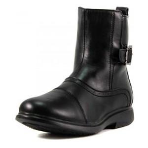 Ботинки зимние детские Калория E8129-4 черная кожа