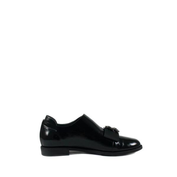 Туфли женские Fabio Monelli A227-848-QP01 черные