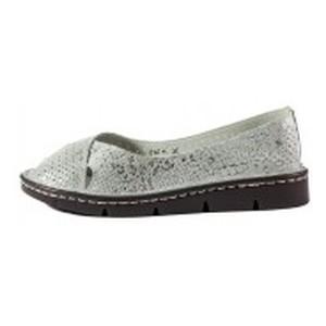 [:ru]Балетки женские Allshoes 844-6 серебро[:uk]Балетки жіночі літні Allshoes срібний 11871[:]