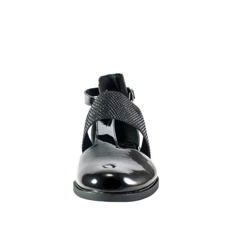 Босоножки женские LorisBottega СФ L-1162 черные