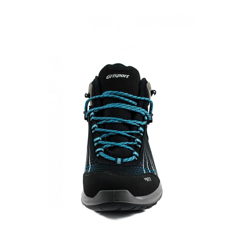Ботинки зимние мужские Grisport 14309P1T черные