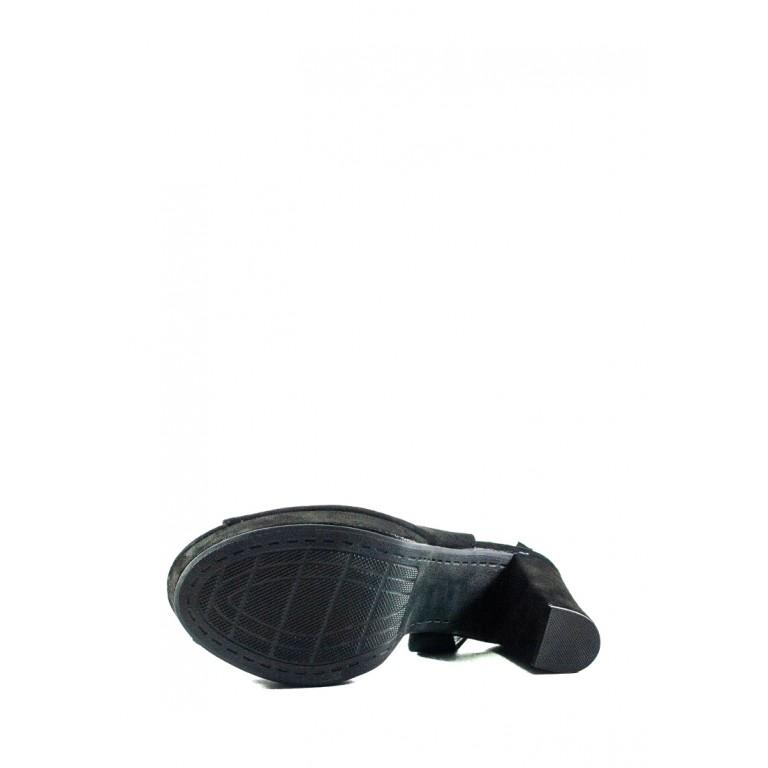 Босоножки женские летние Sopra СФ 1519-C9 черные