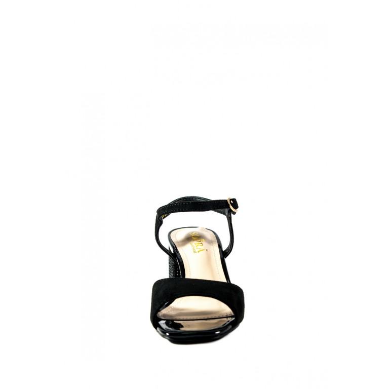Босоножки женские летние Sopra 875IW-25 черные