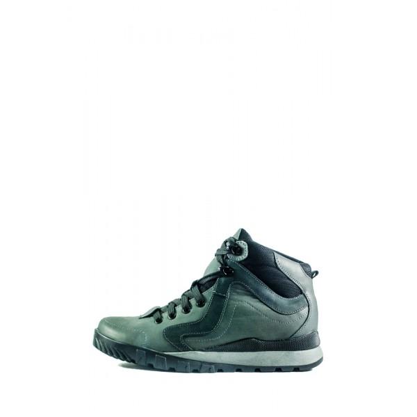 Ботинки зимние мужские MIDA 14173-28Н серые