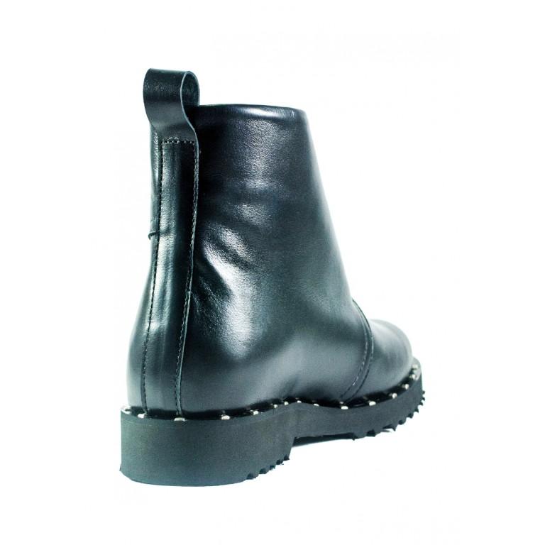 Ботинки демисезон женские CRISMA 2920-EVA чк черные