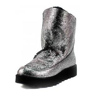 [:ru]Угги женские MIDA 24667-594Ш серебряная замша[:uk]Уггі жіночі MIDA срібний 12785[:]