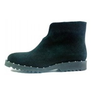 Ботинки демисезон женские CRISMA 040B-EVA чз черные