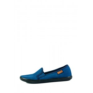 Балетки женские MIDA 210008-29 синие