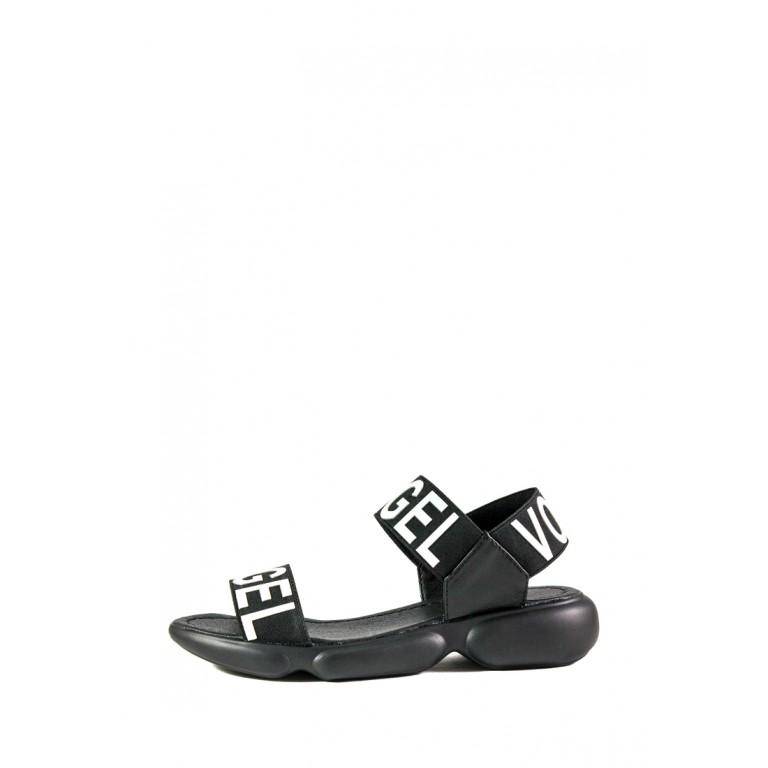 Сандалии женские SND 22587-2 черные