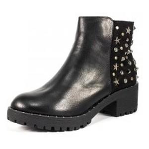Ботинки демисезон женские Sopra 6519-2 черные