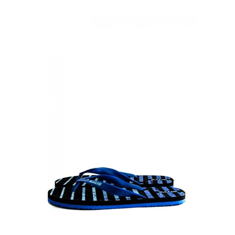 Вьетнамки мужские Bitis 9184-E черно-синие