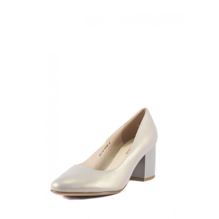 Туфли женские Fabio Monelli S457-90-Y629AK бежевые
