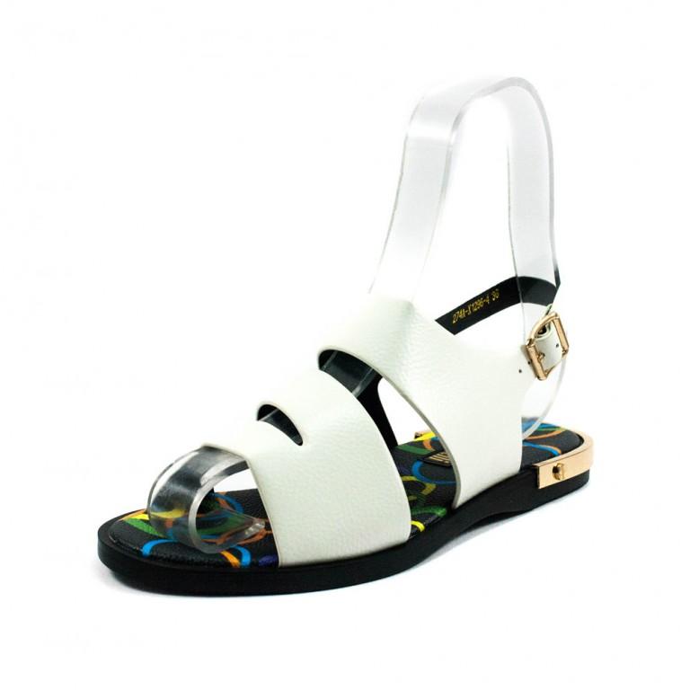 Босоножки женские Fabio Monelli 274A-X1296-4 белый