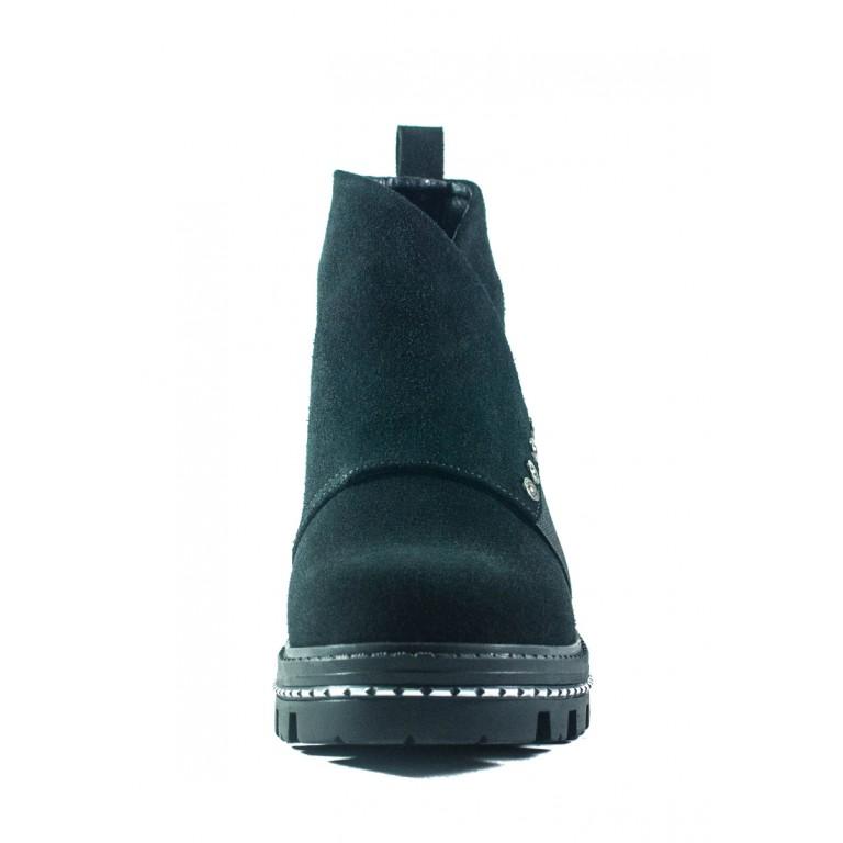 Ботинки демисезон женские CRISMA 2920-1 черные
