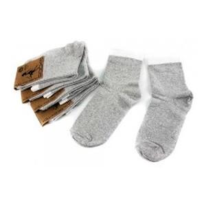 Носки женские Рубеж-Текс 2с100 серые (35-40)