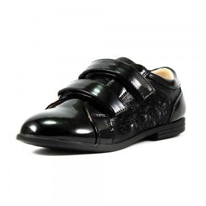 Туфли подростковые Сказка R209034021 черные