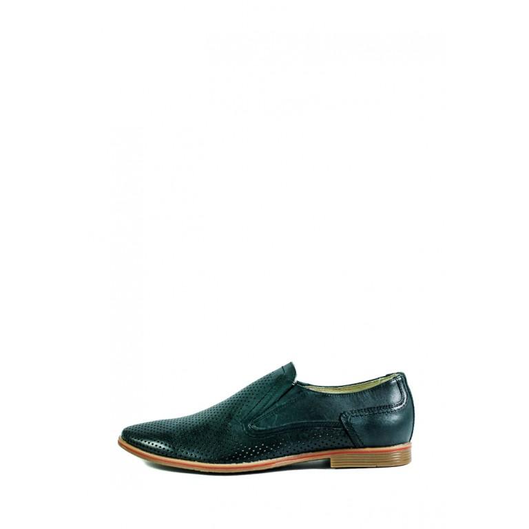 Туфли мужские MIDA 13207-321 черные