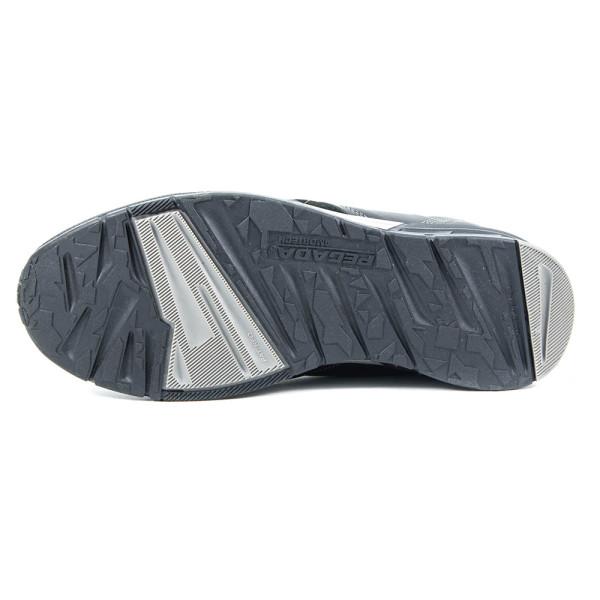 Кроссовки мужские Pegada 116705-09 черная кожа