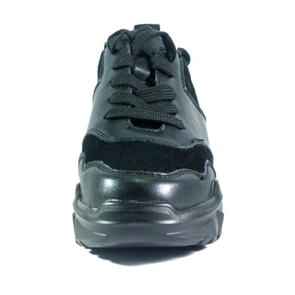 Кроссовки женские Tomfrie MS 21338 черный
