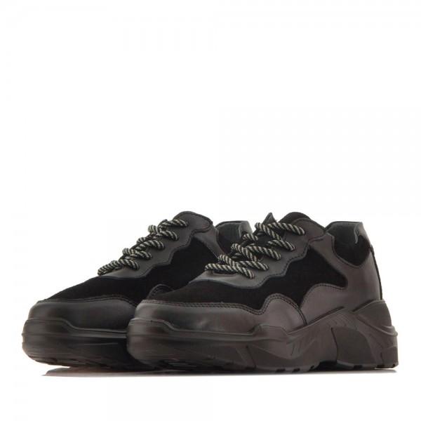 Кроссовки женские Tomfrie MS 21339 черный
