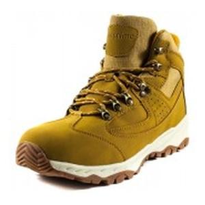 Ботинки зимние мужские Restime KMZ19606 кэмел