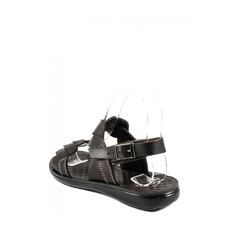 Сандалии женские TiBet 38 темно-коричневые