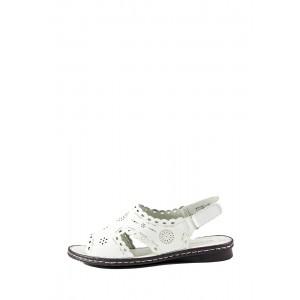 Босоножки женские Allshoes 77937-10 белый