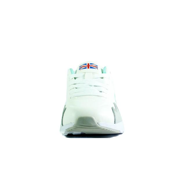 Кроссовки женские Demax B3315-1 белые