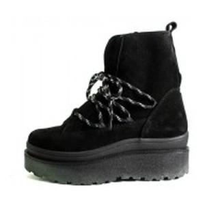 Ботинки демисезон женские CRISMA CR2909 черные