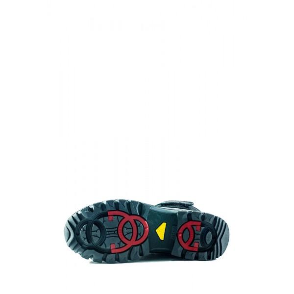 Ботинки зимние женские MIDA 24882-249Ш черный