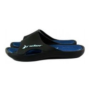 Шлепанцы мужские Rider 82819-20756 черно-синие