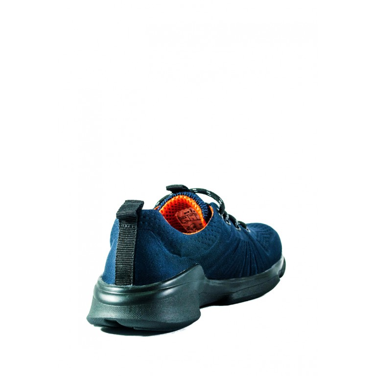 Кроссовки подростковые MIDA 31347-425 темно-синие