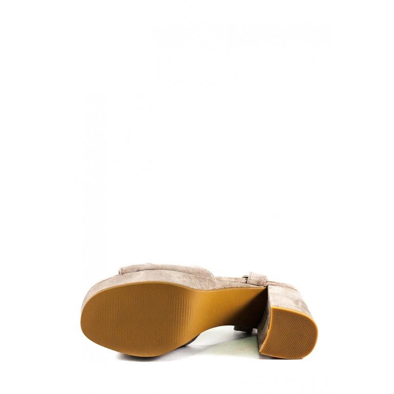 Босоножки женские Sopra СФ 011-57 бежевые