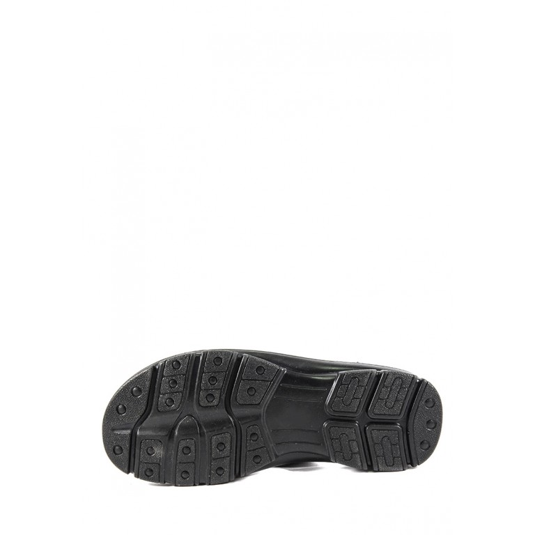 Шлепанцы мужские TiBet 110-32-47-01 черные