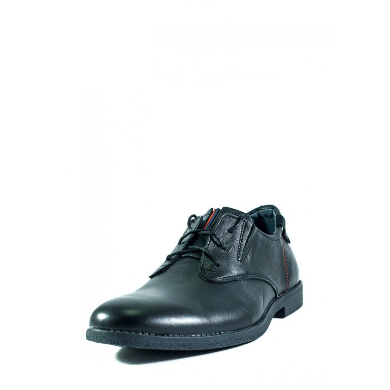 Туфли мужские Maxus НФ черные