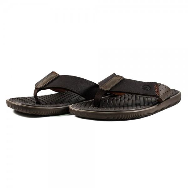 Шлепанцы мужские Cartago 11367-24564 коричневые