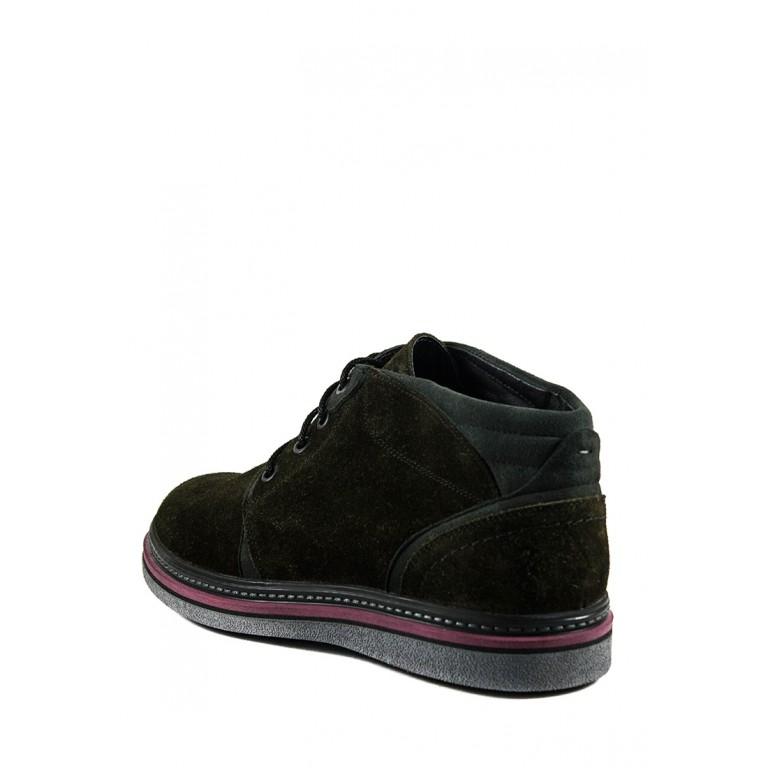 Ботинки зимние мужские MIDA 14241-240Ш хаки