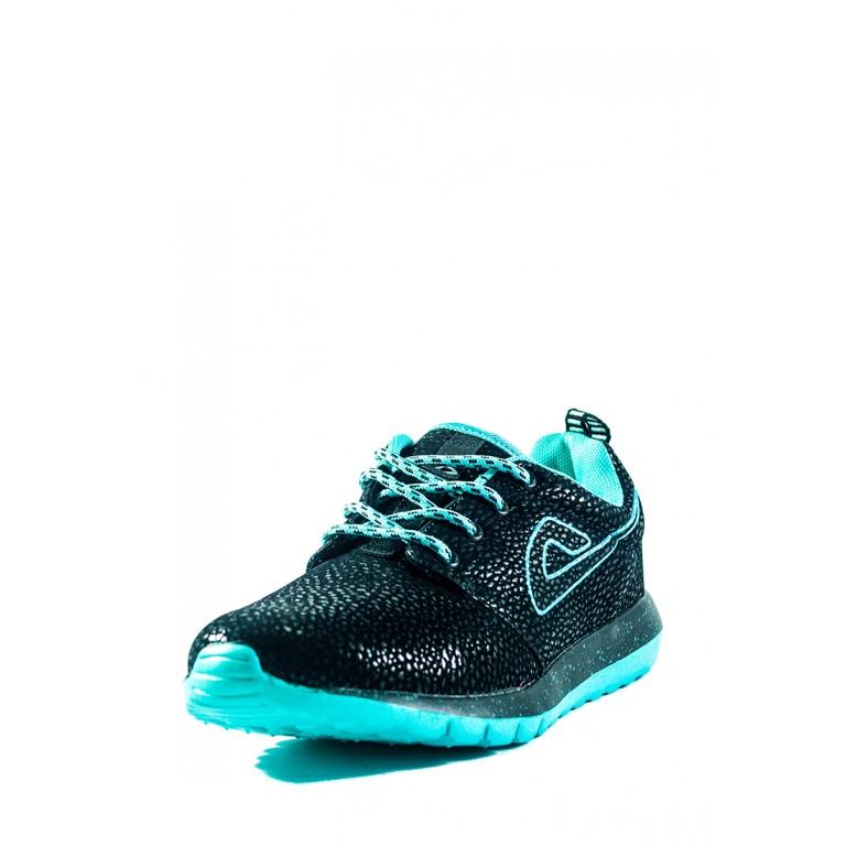 Кроссовки женские Demax B3310-1 черные