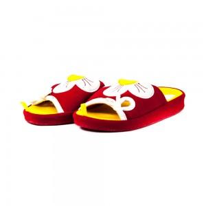 Тапочки комнатные детские Home Story HG-AO-15751S красные