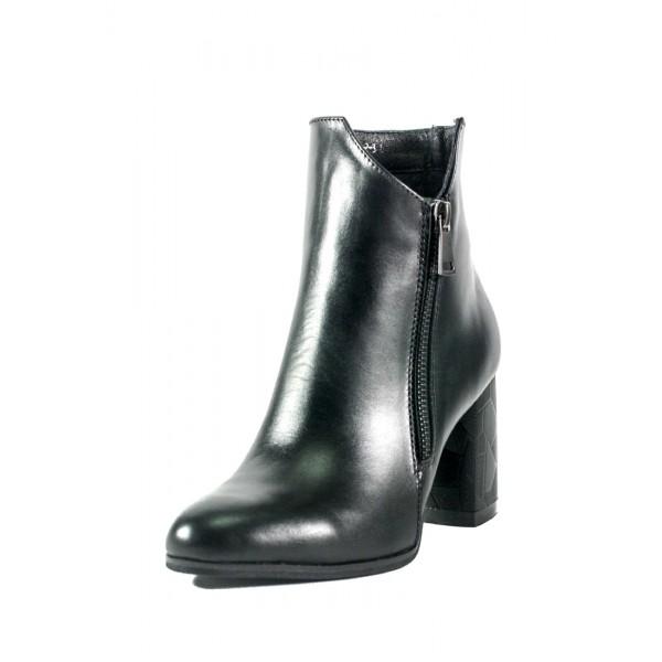 Ботинки демисезон женские Number 22 8052-2379L черные