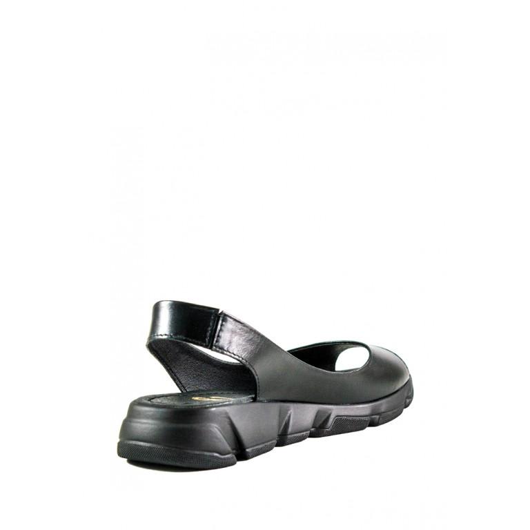 Сандалии женские SND 22610-2 черные