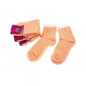 Носки женские Рубеж-Текс 100 персик 36-39