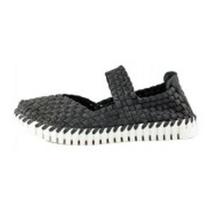 Мокасины женские Allshoes СФ CLYT6119-1 черные