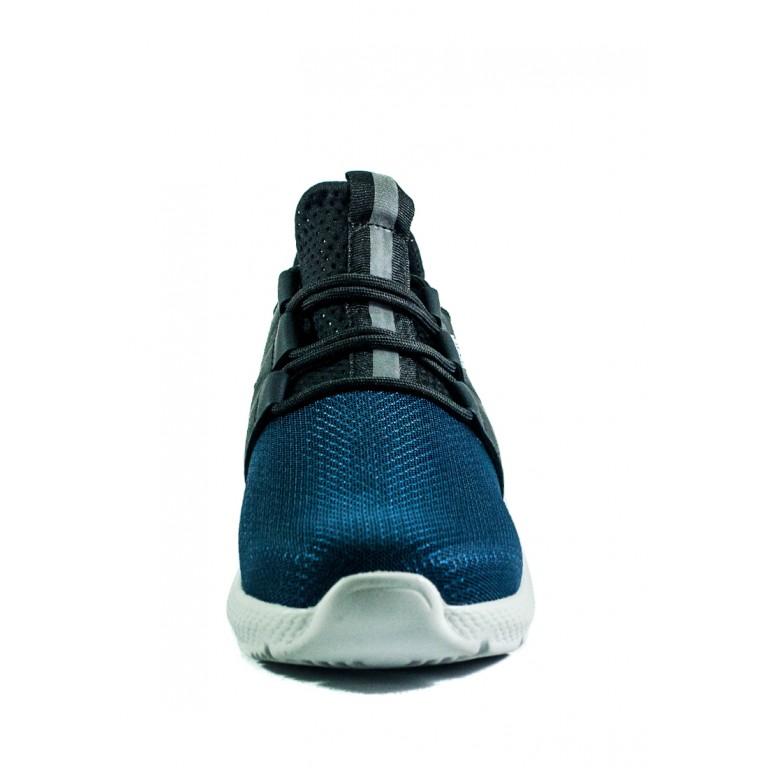 Кроссовки мужские MIDA 111419-4 черно-синие