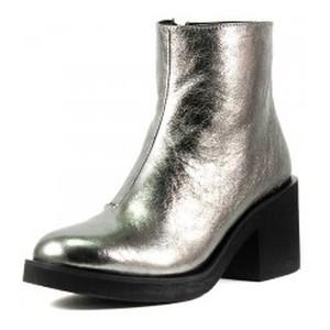 Ботинки зимние женские Twenty Two 76549-1514-2K серебрянная кожа