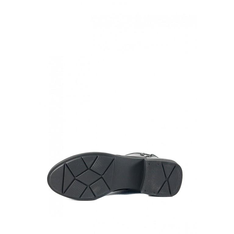 Ботинки женские Number 22 C244-2794L черные