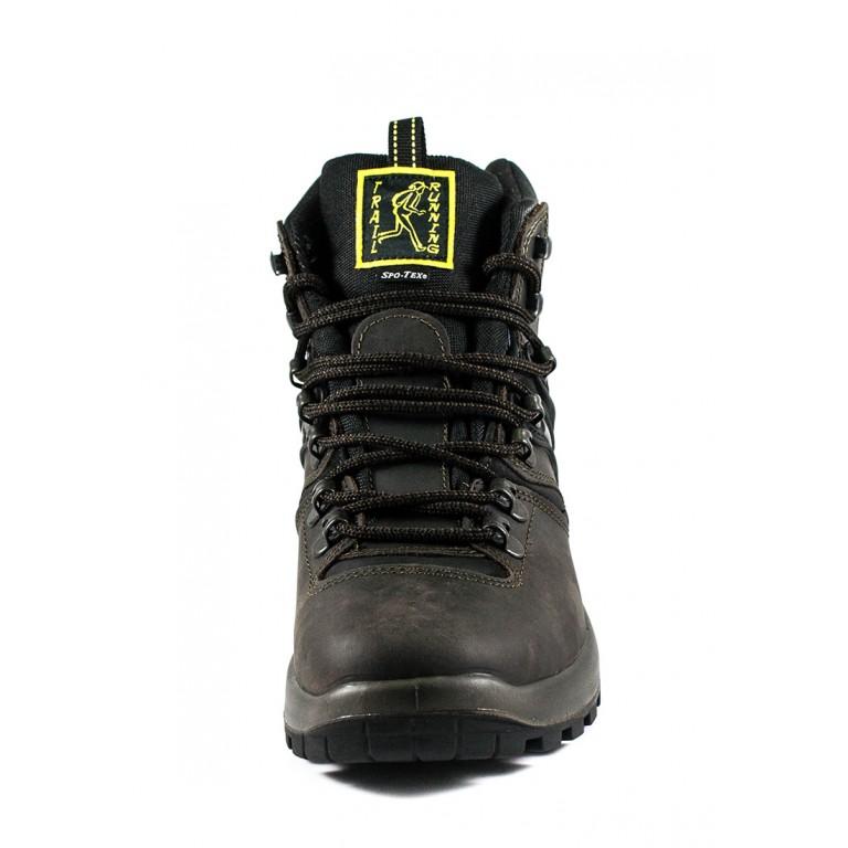 Ботинки зимние мужские Grisport 10005D109N темно-коричневые