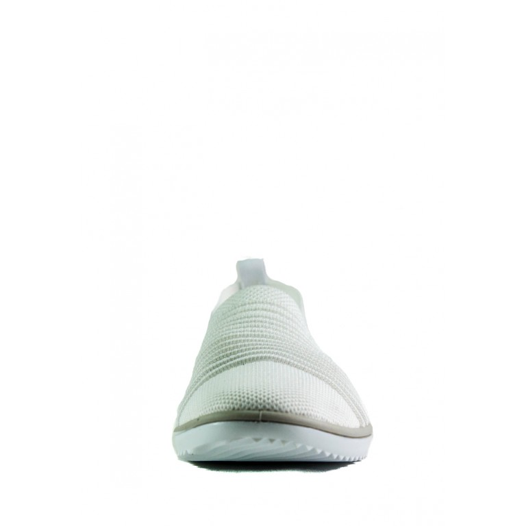Мокасины женские Sopra СФ 93-9 белые
